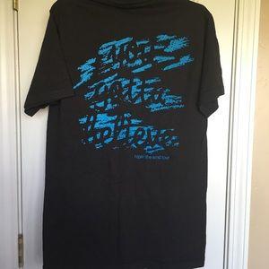 Anvil Shirts - Vintage Anvil Garth Brooks T-shirt Size Large